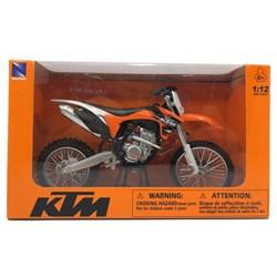 Miniatura Replica Newray Ktm 350 Sxf - Escala 1:12