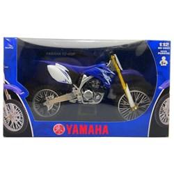 Miniatura Replica Newray Yamaha Yzf 450 - Escala 1:12