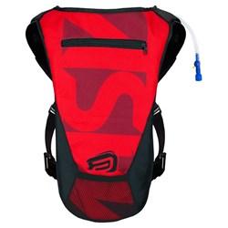 Mochila Bolsa De Hidratação Asw Race 2 Litros Vermelho