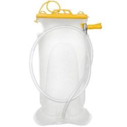Mochila Bolsa De Hidratação Combat 2 Litros Br Parts Cinza