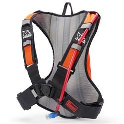 Mochila Bolsa De Hidratação Uswe Ranger 4 Laranja 3 L