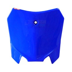 Number Plate Frontal Crf 230 Avtec - Universal Azul