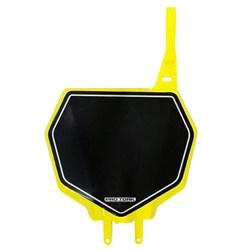 Number Plate Frontal Protork 788 Amarelo