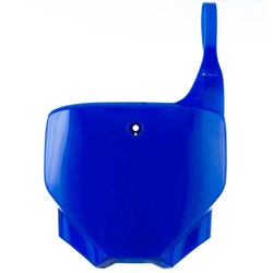 Number Plate Frontal Protork Crf 230 Azul