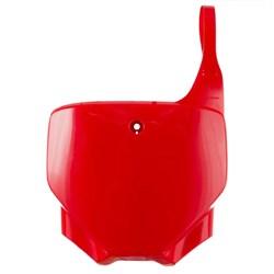 Number Plate Frontal Protork Crf 230 Vermelho