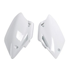 Number Plate Lateral Crf 150r 07/21 Branco Ufo