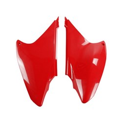 Number Plate Lateral Crf 230 08/14 Vermelho Ufo