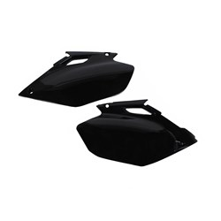 Number Plate Lateral Yzf 250 03/05 - Yzf 450 03/05 Xfun Preto
