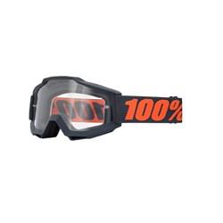 Oculos 100% Accuri Gunmetal Cinza