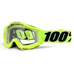 Oculos 100% Accuri Otg Amarelo Fluor