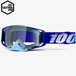 Óculos 100% ARMEGA Clear ROYAL Azul