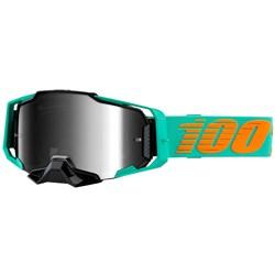 Oculos 100% Armega Espelhado Clark Aqua