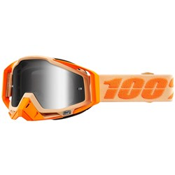 Oculos 100% Racecraft Sahara Laranja