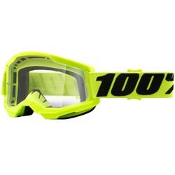 Oculos 100% Strata 2 Amarelo
