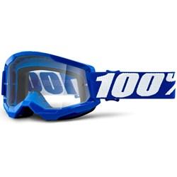 Óculos 100% Strata 2 Blue Azul