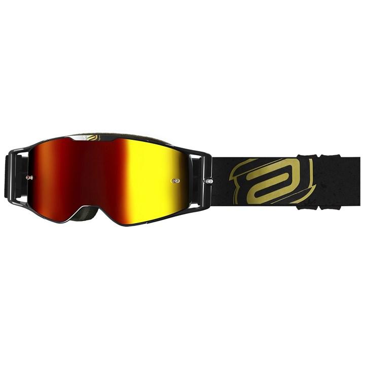 Óculos Asw A3 Class Preto Dourado
