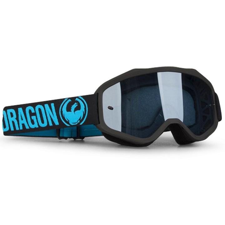 Óculos Dragon Mxv Preto Lente Azul Lumalens