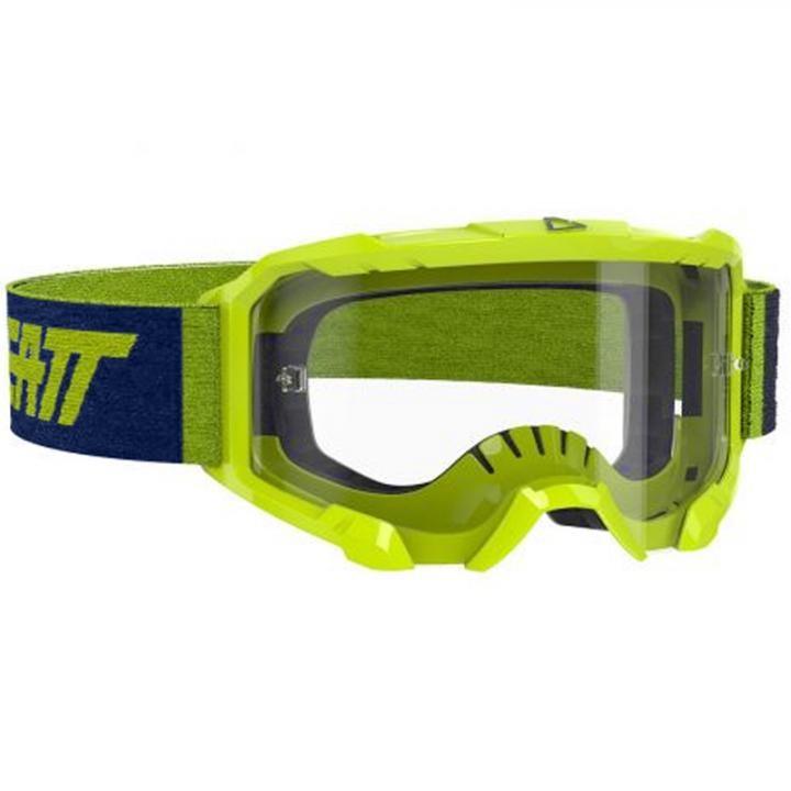 Óculos Leatt Velocity 4.5 Amarelo Preto