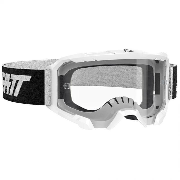 Óculos Leatt Velocity 4.5 Branco Preto