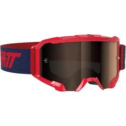Óculos Leatt Velocity 4.5 Iriz Vermelho Azul