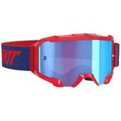 Óculos Leatt Velocity 4.5 Vermelho Azul