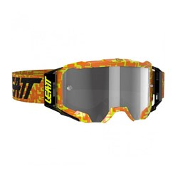 Oculos Leatt Velocity 5.5 Laranja/amarelo