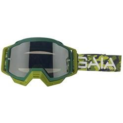 Óculos Motocross Gaia Mx Army Pro