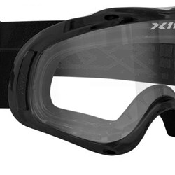Óculos Motocross Mx2 X11 Preto