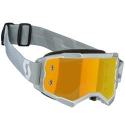 Oculos Scott Fury Branco Cinza