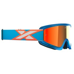 Óculos X-brand Flat-out Azul Laranja Espelhado