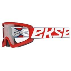 Óculos X-brand Flat-out Vermelho Transparente