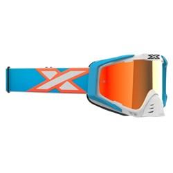 Óculos X-brand S-series Azul Espelhado