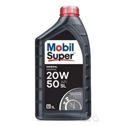 Óleo 10w40 Mx Semi Sintético Super Moto 4 Tempos 1 Litro Mobil