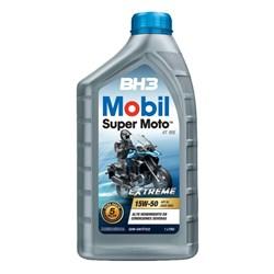 Óleo 15w50 Mx Semi Sintético Super Moto 4 Tempos 1 Litro Mobil