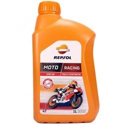 Óleo Racing 4 Tempos 10w50 100% Sintético 1 Litro Repsol