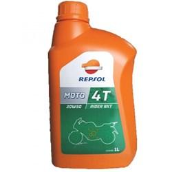 Óleo Rider Bxt 4 Tempos 20w50 Mineral 1 Litro Repsol