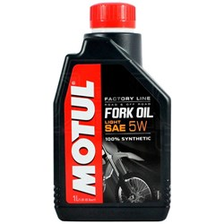 Óleo Suspensão Motul Fork Oil Factory Line 5w