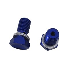 Parafuso do Flexivel de Freio Azul Oxxy