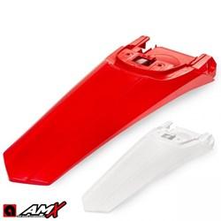 Paralama Traseiro Crf 250 F Amx Vermelho