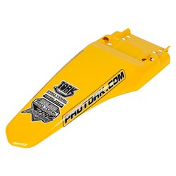 Paralama Traseiro Protork Unviersal Mx2 Amarelo