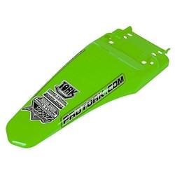 Paralama Traseiro Protork Unviersal Mx2 Verde