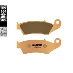 Pastilha De Freio Dianteira Crf 250 / Crf 450 / Cr 125 / Cr 250 Galfer