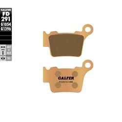 Pastilha de Freio Traseira Ktm 125 / 250 / 300 / 350 / 450 - 2004 a 2020 Galfer