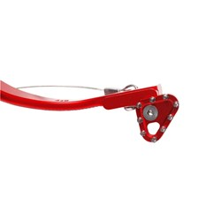 Pedal De Freio Crf 230 Vermelho Red Dragon