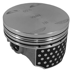 Pistão Kit Crf 250f 0,25 Mhx