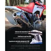 Ponteira + Curva de Escape Belparts BHP INOX CRF250F