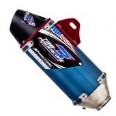 Ponteira + Curva De Escape Tornado Protork Powercore 3 Azul