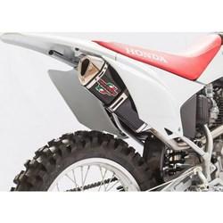 Ponteira + Curva de Escape Viola Racing Lander XTZ 250 Carbono