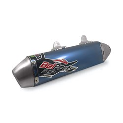 Ponteira Ktm Excf 250 20/21 - Excf 350 20/21 Belparts Bhp Azul