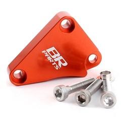 Protetor da Embreagem Hidráulica Ktm 250 - 08 a 12 Br Parts Laranja